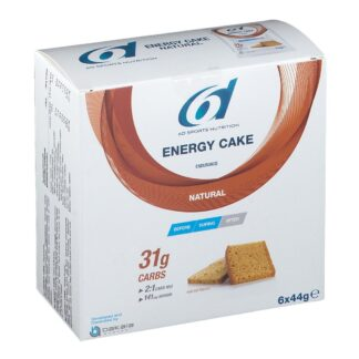 6D Sports Nutrition Energy Cake