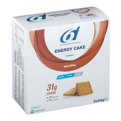 6D Sports Nutrition Energy Cake