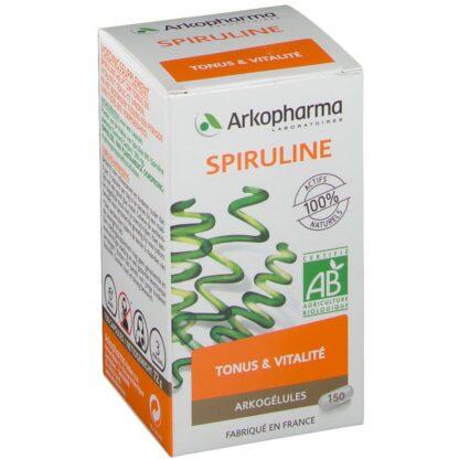 Arkocaps Spiruline Bio