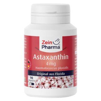 Astaxanthin Kapseln 4 mg ZeinPharma