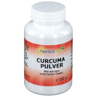 Aurica® Bio Curcuma Pulver