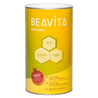 BEAVITA Vitalkost Original, Vanille