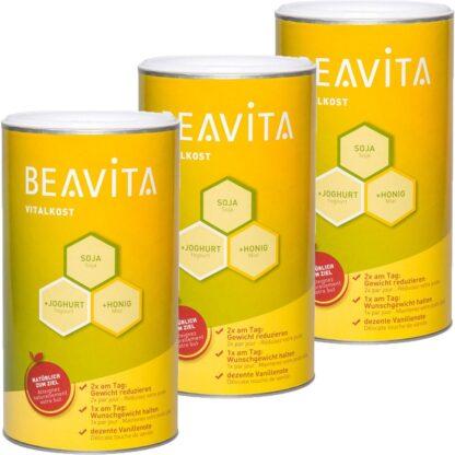 BEAVITA Vitalkost Original, Vanille Sparset