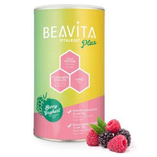 BEAVITA Vitalkost Plus, Berry Yoghurt Pulver