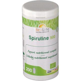 Be-Life Spiruline 500