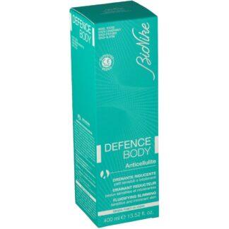 BioNike Defence Body Anticellulite entwässernde Schlankheitskur