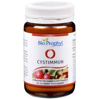 BioProphyl Cystimmun 60 g Pulver mit D-Mannose, Cranberry und Vitamin C