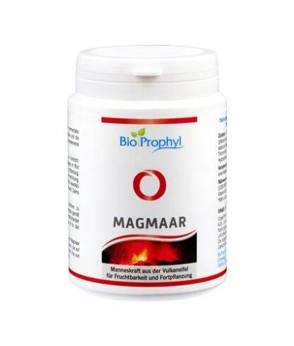 BioProphyl Magmaar 120 pflanzliche Kapseln mit 750 mg L-Arginin Base und den Spurenelementen Zink und Selen