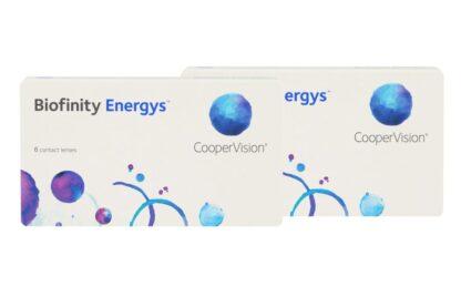 Biofinity Energys 2 x 6 Monatslinsen