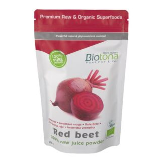 Biotona Bio Rote-Bete Pulver