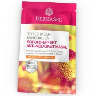 DERMASEL® Totes Meer Maske Anti-Müdigkeit