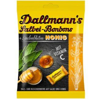 Dallmann's Salbei Honig Bonbons