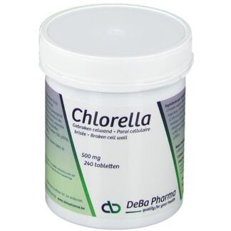 DeBa Pharma Chlorella 500mg