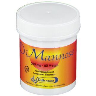 DeBa Pharma D- Mannose 500 mg