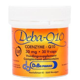 DeBa Pharma Deba Q-10 30 mg