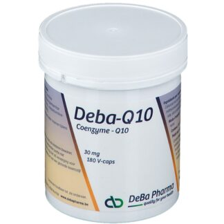 DeBa Pharma Deba- Q10 30 mg