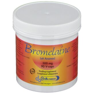 Deba Pharma Bromelain 500 mg