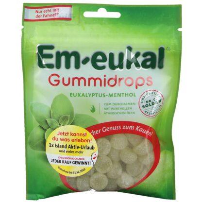 Em-eukal® Gummidrops Eukalyptus-Menthol