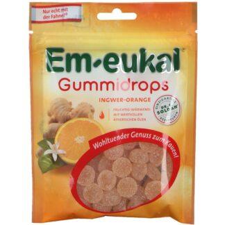 Em-eukal® Gummidrops Ingwer-Orange