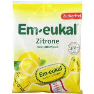 Em-eukal® Zitrone zuckerfrei