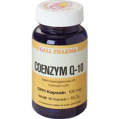 GALL PHARMA Coenzym Q 10 100 mg GPH Kapseln