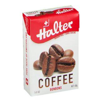 Halter Bonbons Café