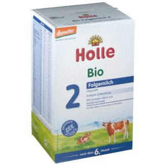 Holle Bio-Folgemilch 2