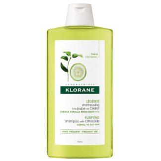 KLORANE Shampoo mit Zitronenextrakt