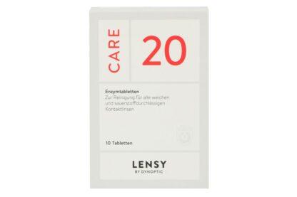 Lensy Care 20, 10 Tabletten