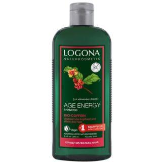 Logona Shampoo Logona Shampoo Age Energy Shampoo 250.0 ml