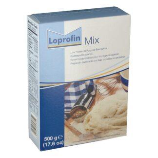 Loprofin Mix eiweißarme Backmischung