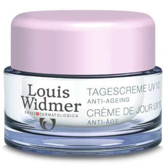 Louis Widmer Tagescreme UV 10 unparfümiert