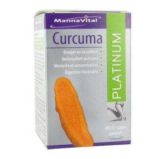 MannaVital Plantinum Kurkuma