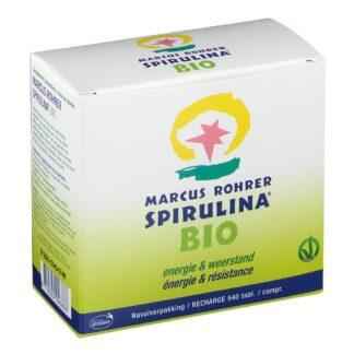 Marcus Rohrer Spirulina ® Bio Nachfüllpackung