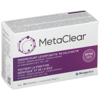 Metagenics® MetaClear