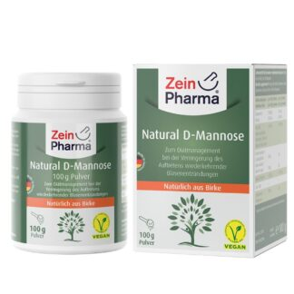 Natural D Mannose Pulver ZeinPharma
