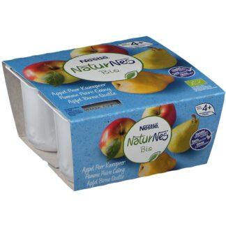 Nestle NaturNes® Bio Apfel Birne Quitte ab 4 Monate
