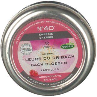No. 40® Energie Original Bachblüten Pastillen