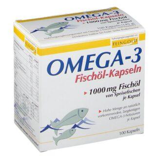 Omega-3 Fischöl-Kapseln