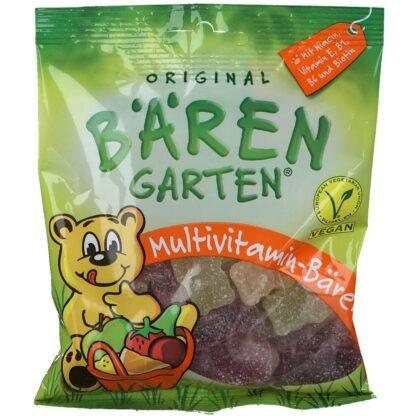 Original Bärengarten® vegane Multivitamin-Bären