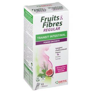 Ortis® Fruits & Fibres Regular Transit Intestinal Schwangere Frauen