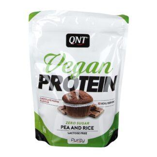 QNT Vegan Protein Schokoladenmuffin