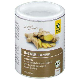 Raab® Bio Ingwer Premium
