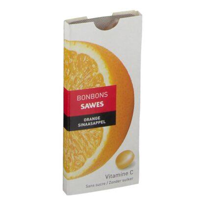 SAWES Bonbons mit Orange