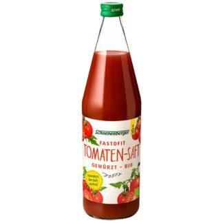 Schoenenberger® FasToFit gewürzter Tomatensaft