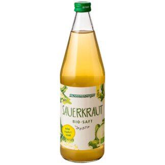 Schoenenberger® Sauerkraut Bio-Saft