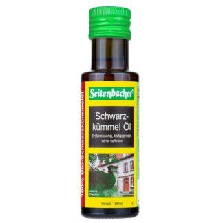 Seitenbacher® Bio Schwarzkümmelöl