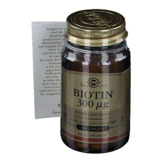 Solgar® Biotin 300 μg