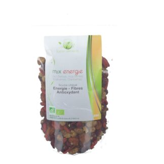 Super aliments mix energie mit Goji- Inka- Maulberren & Cranberrys