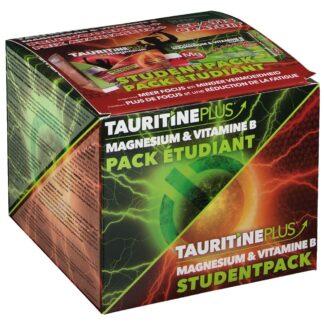 TAURITINE PLUS® Magnesium & Vitamin B S+ Ohrstöpsel Sleep GRATIS